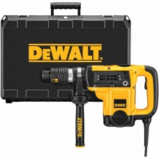 """DeWalt D25553K 1-9/16"""" Rotary Hammer Kit - Spline W/Stop Rotation/Bit-Lock"""