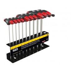 Klein JTH910E 10 Pc SAE Journeyman, T- Handle Set With Stand