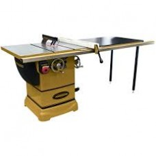 """Powermatic 1791001K PM1000 1-3/4HP, 1PH Table Saw with 52"""" Accu-Fence System"""