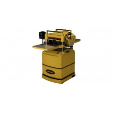 """Powermatic 1791213 15HH 15"""" Planer with Byrd SHELIX Helical Cutterhead, 3HP"""