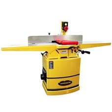 """Powermatic 1610086K 60HH 8"""" Jointer with Helical Cutterhead, 2HP, 1PH"""