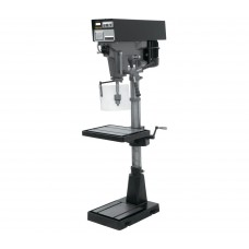 """Jet 354550 J-A5816 15"""" Variable Speed Floor Model Drill Press 115/230V 1PH"""