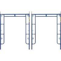 Metaltech 4,900-Lb. Capacity Arch Scaffold Frames — 2-Pk., 6ft. x 5ft.