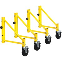 Metaltech Outrigger Set for 6ft. Perry-Style Scaffold